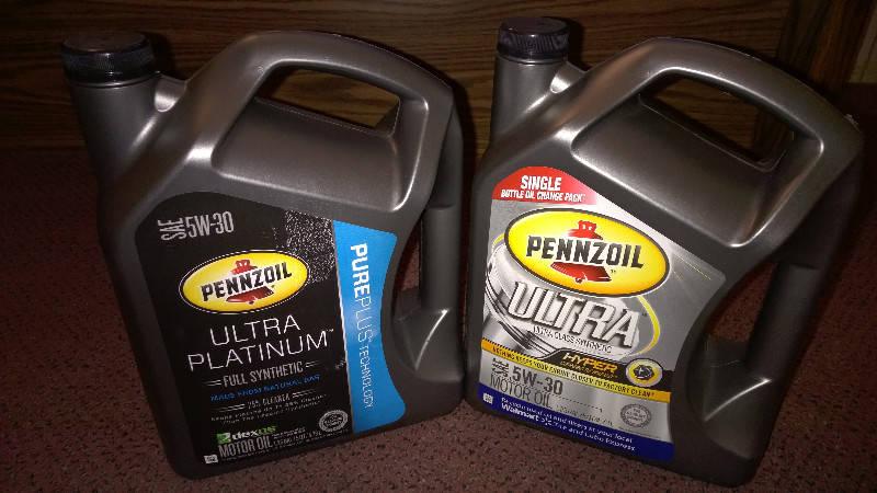 Buy Pennzoil Platinum 5w 30 Full Synthetic Motor Oil 5