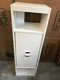 Desk and Wall Cabinet