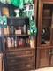 Two Matching 6 foot Bookshelves