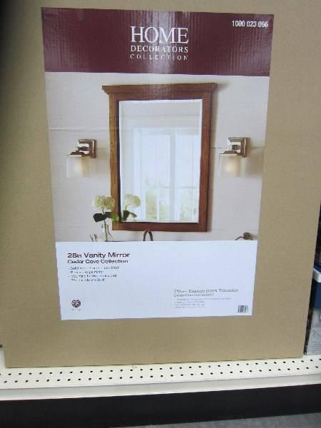 home decorators mirror oak castanet classifieds