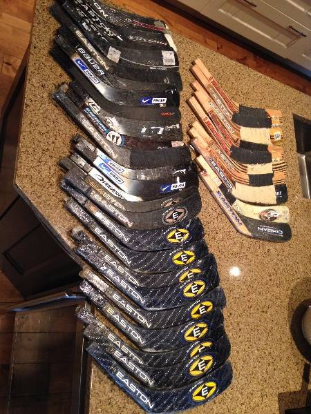 Hockey Stick Blades - Castanet Classifieds
