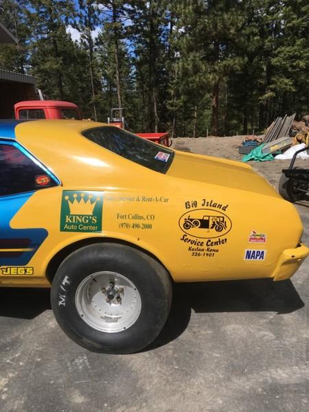 1972 NOVA DRAG RACE CAR - Castanet Classifieds