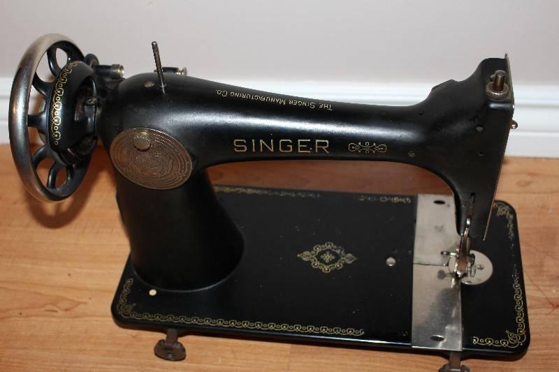 singer 1930 sewing machine