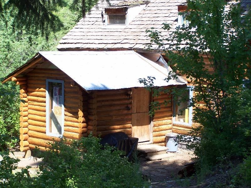 Log Cabin Near Christina Lake Castanet Classifieds