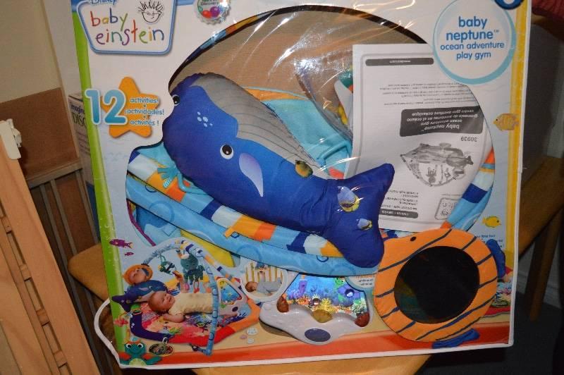 c9a889966 Baby Einstein play Gym - Castanet Classifieds