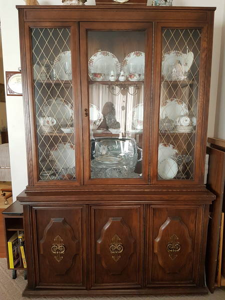 lrg dining room table china cabinet castanet classifieds