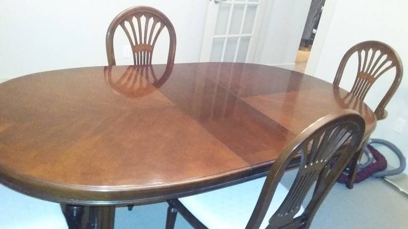 dining room table and hutch castanet classifieds