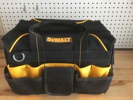 """71dbccfaa19f Dewalt 14"""" Pro-Contractor bag"""