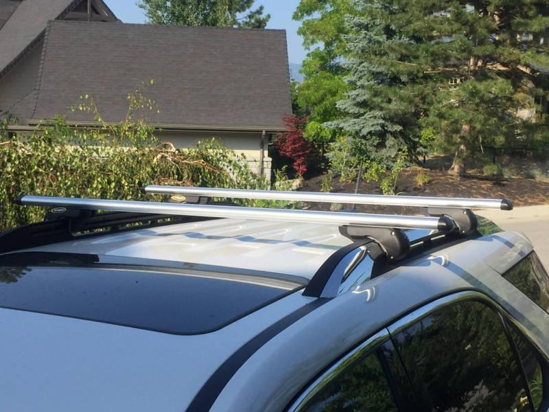 Roof Rack Crossbars Universal Castanet Classifieds