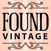 STORE - FOUND vintage