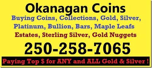 STORE - Okanagan Coins & Precious Metals