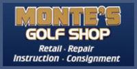 STORE - Monte's Golf Shop